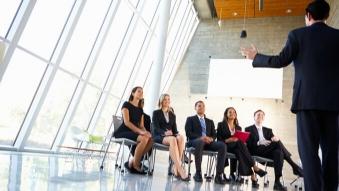 Accroître vos aptitudes oratoires Online Training Course